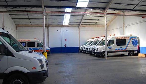 Foto 11 de Ambulancias en Huelva | Ambulancias La Cinta