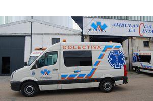 Ambulancias en Huelva