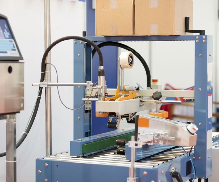 Montaje de maquinaria industrial en Valencia