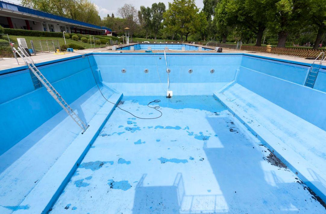 Instalación y mantenimiento de piscinas: Servicios de Fontamadaba PHD