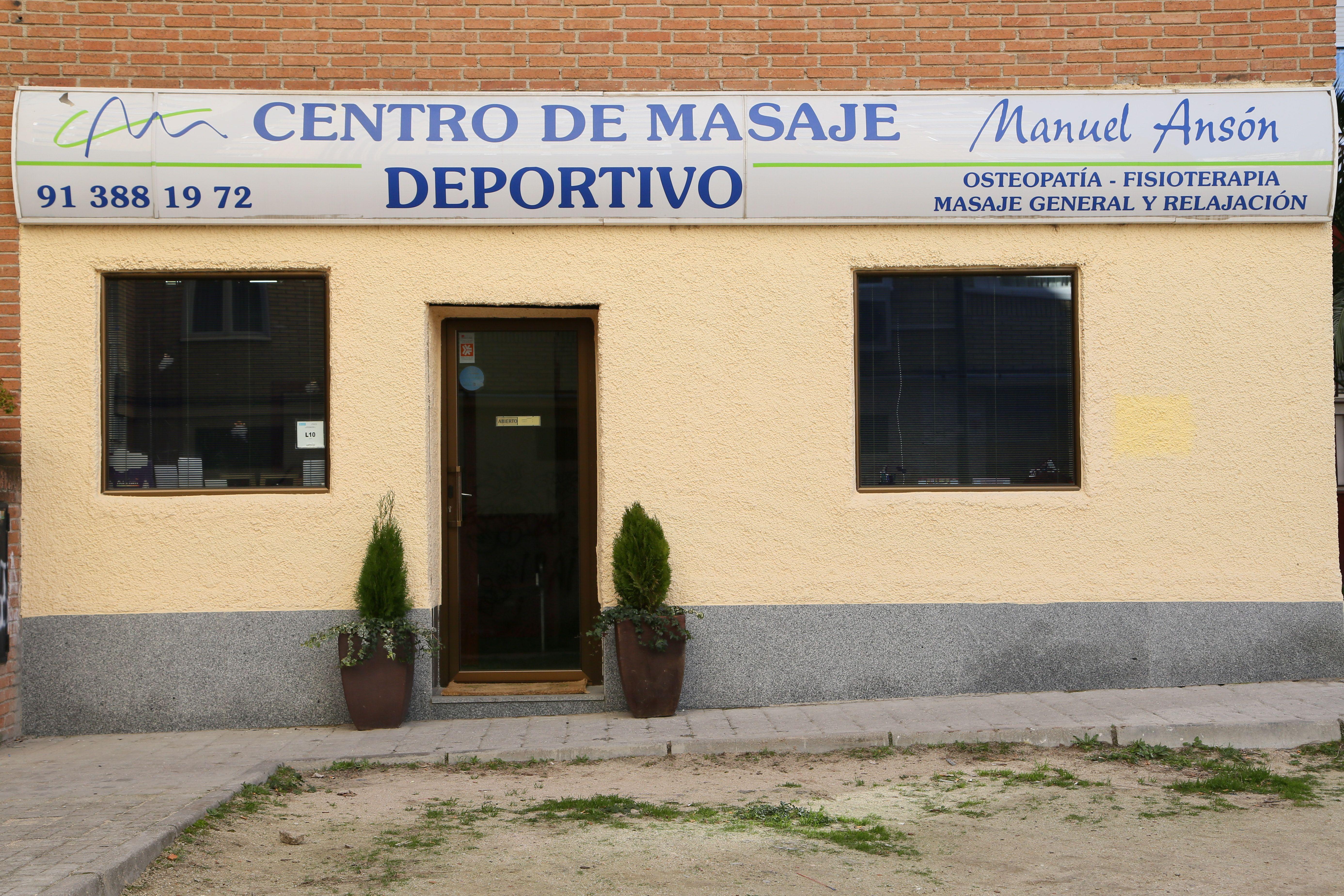Foto 5 de Fisioterapia en Madrid | Ansón Manuel