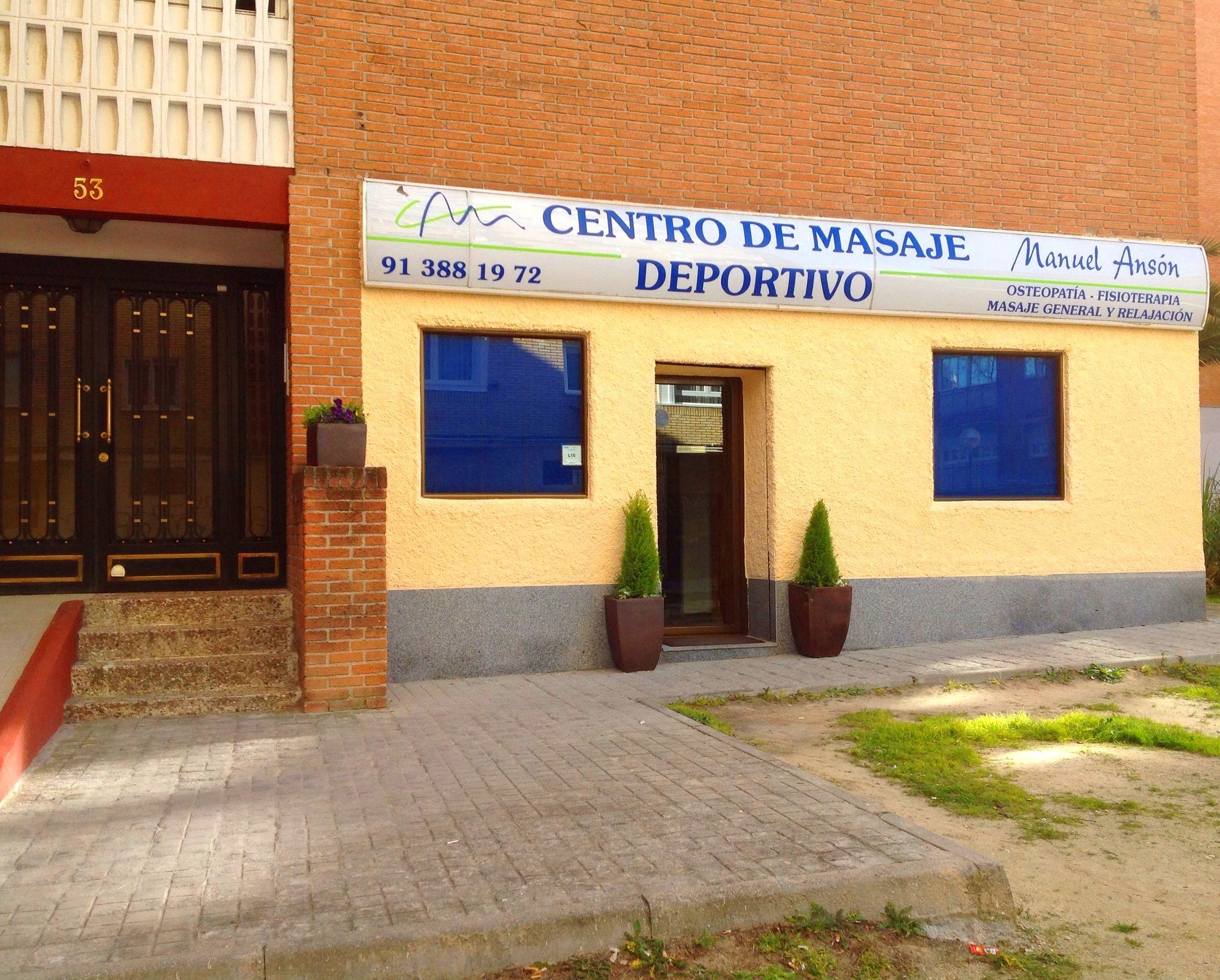 Foto 6 de Fisioterapia en Madrid | Ansón Manuel