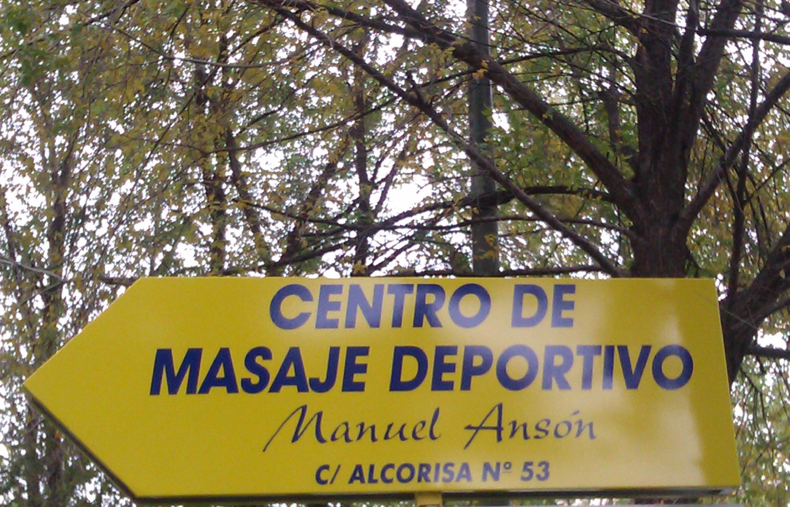 Foto 3 de Fisioterapia en Madrid | Ansón Manuel