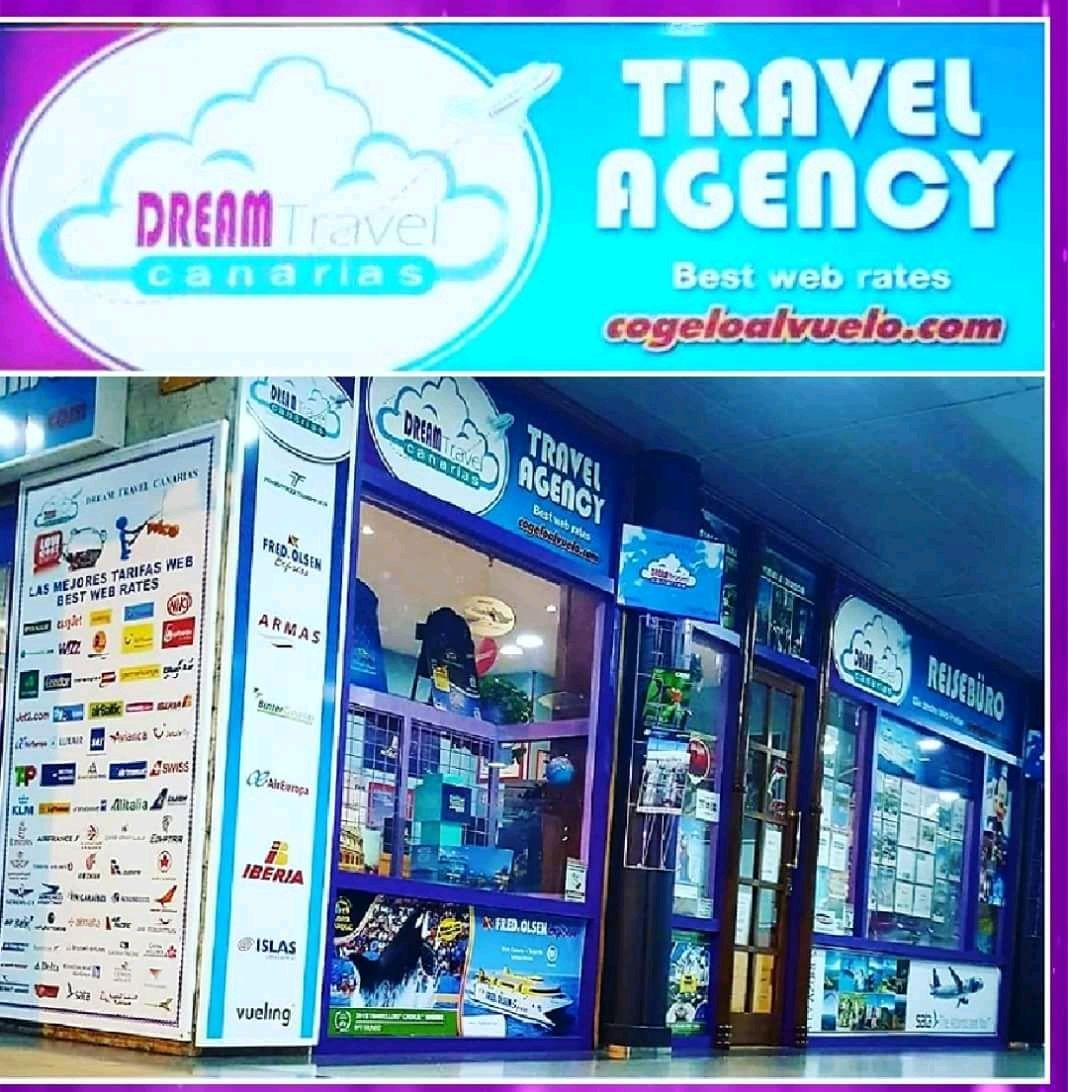 Travel agency in Las Palmas