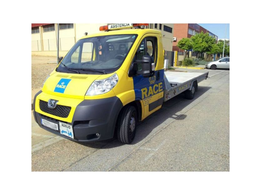 Asistencia en carretera en Sevilla