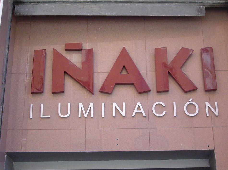 Iñaki Iluminación, asesoramiento en electricidad e iluminación en Pamplona