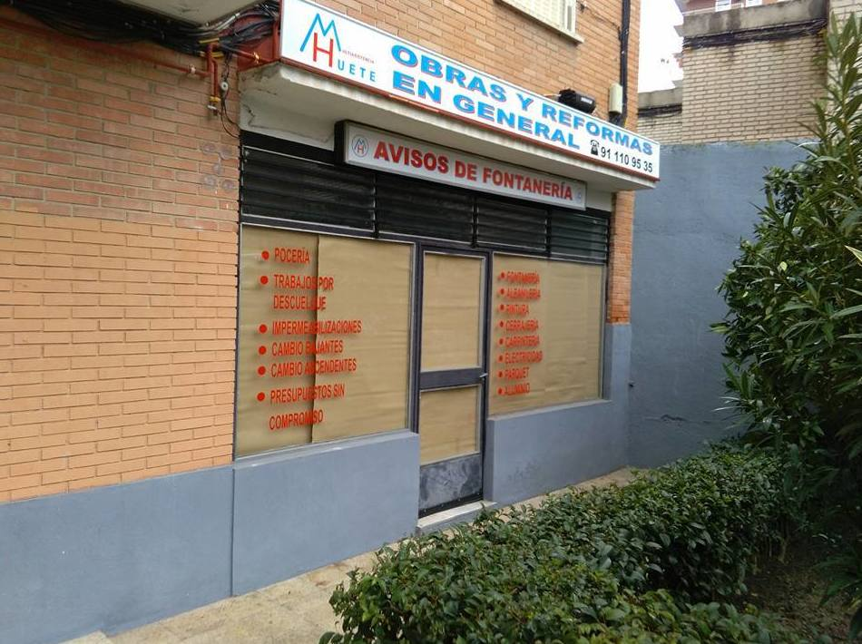 Obras y reformas en Madrid