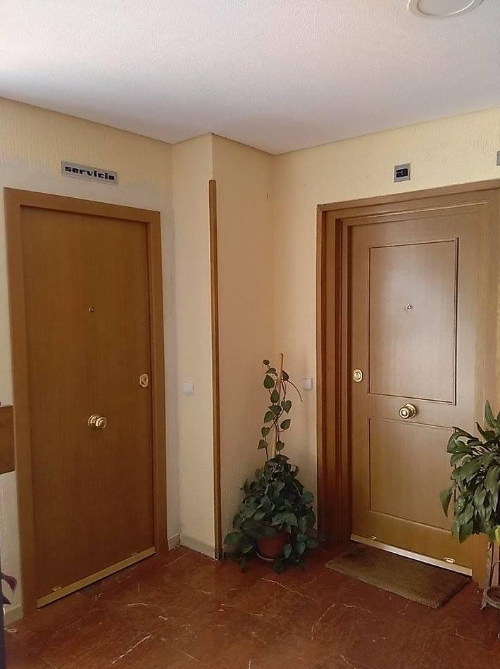 Puertas de entrada a vivienda