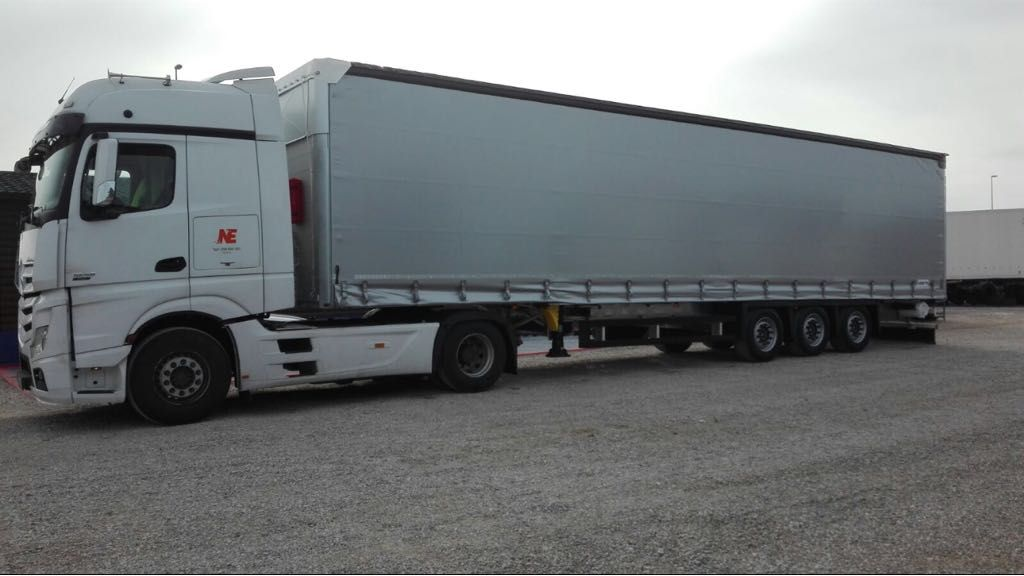 Empresa de transporte de mercancías por carretera en Galicia