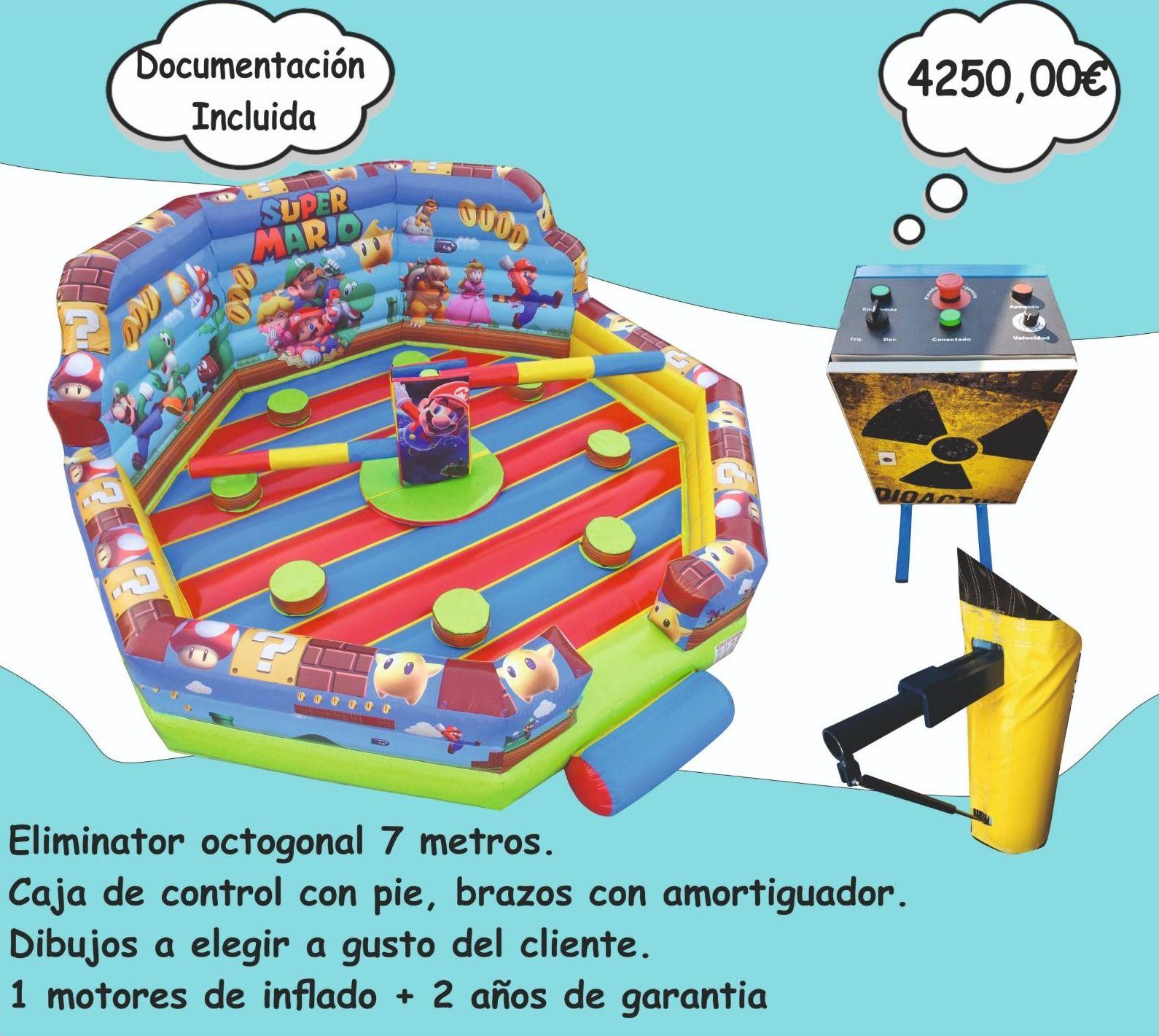Foto 4 de Hinchables en Jerez de la Frontera | Hinchables Happy Jump