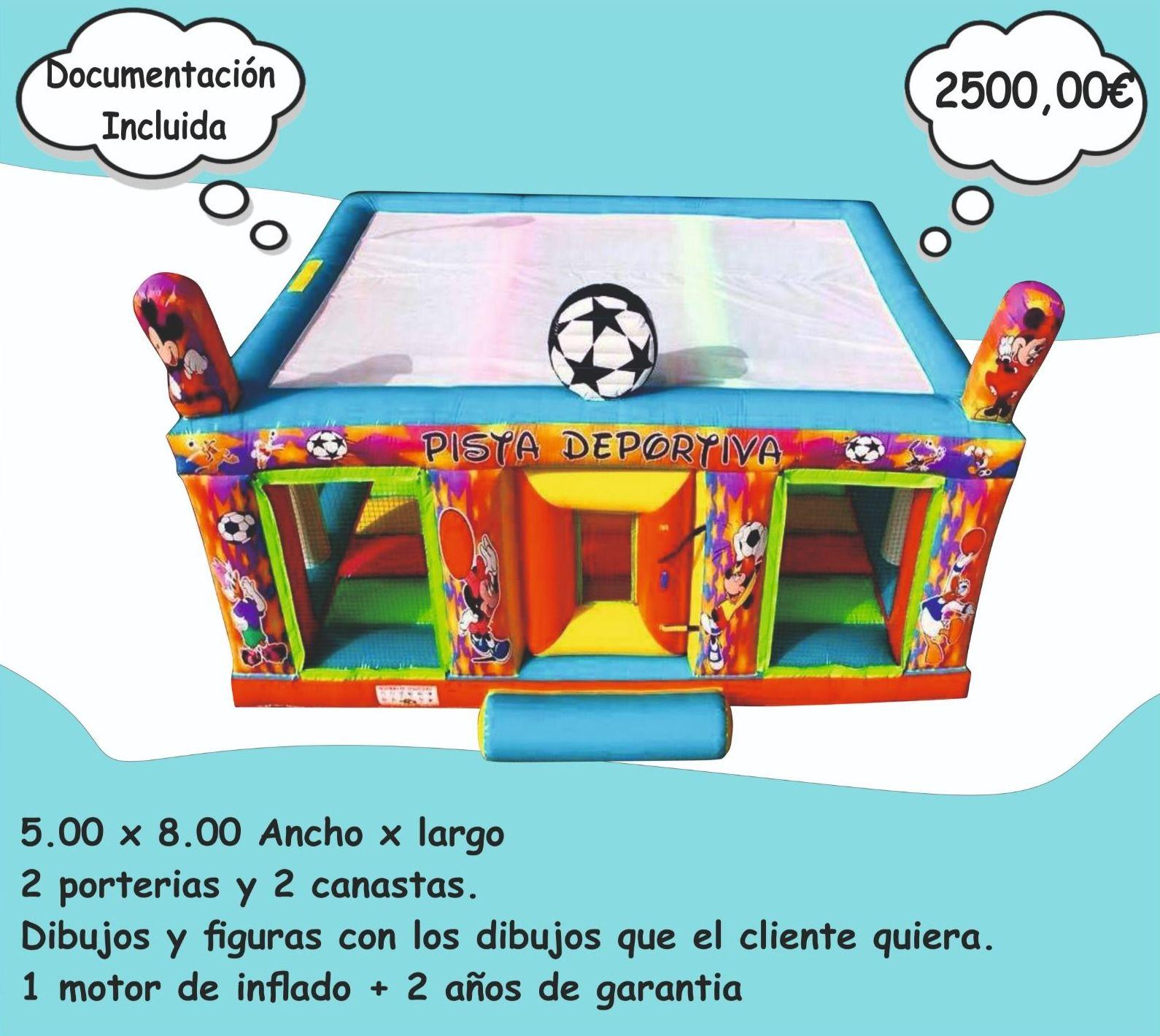 Foto 3 de Hinchables en Jerez de la Frontera | Hinchables Happy Jump