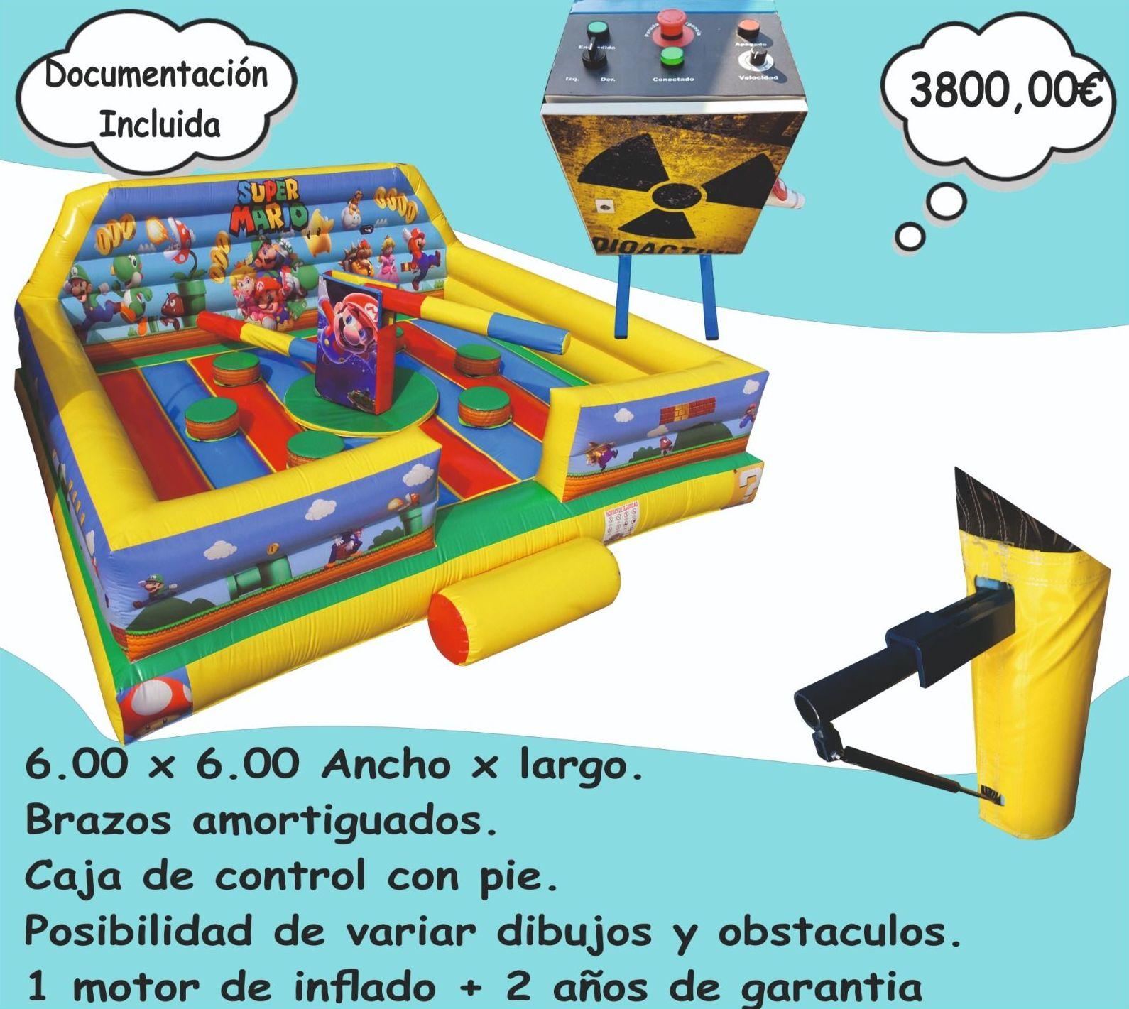 Foto 5 de Hinchables en Jerez de la Frontera | Hinchables Happy Jump