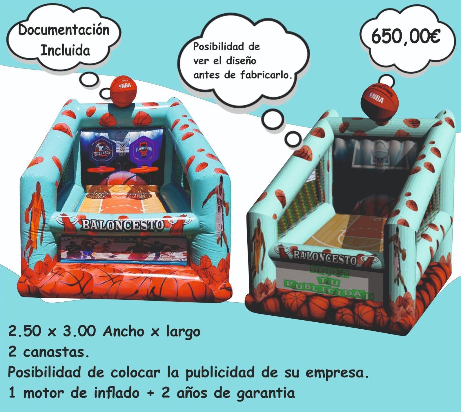 Foto 1 de Hinchables en Jerez de la Frontera | Hinchables Happy Jump