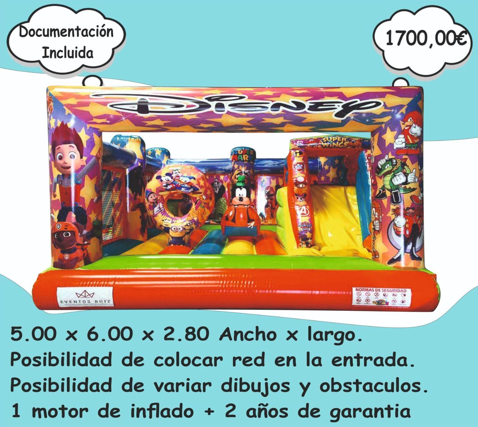 Foto 7 de Hinchables en Jerez de la Frontera | Hinchables Happy Jump