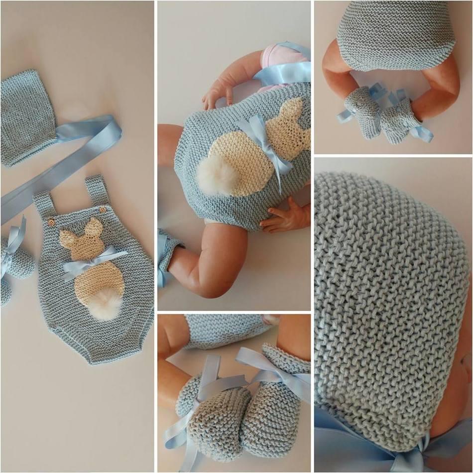 73647e16b Ropita para bebé reborm: Ropita para bebés of Mila Tejidos