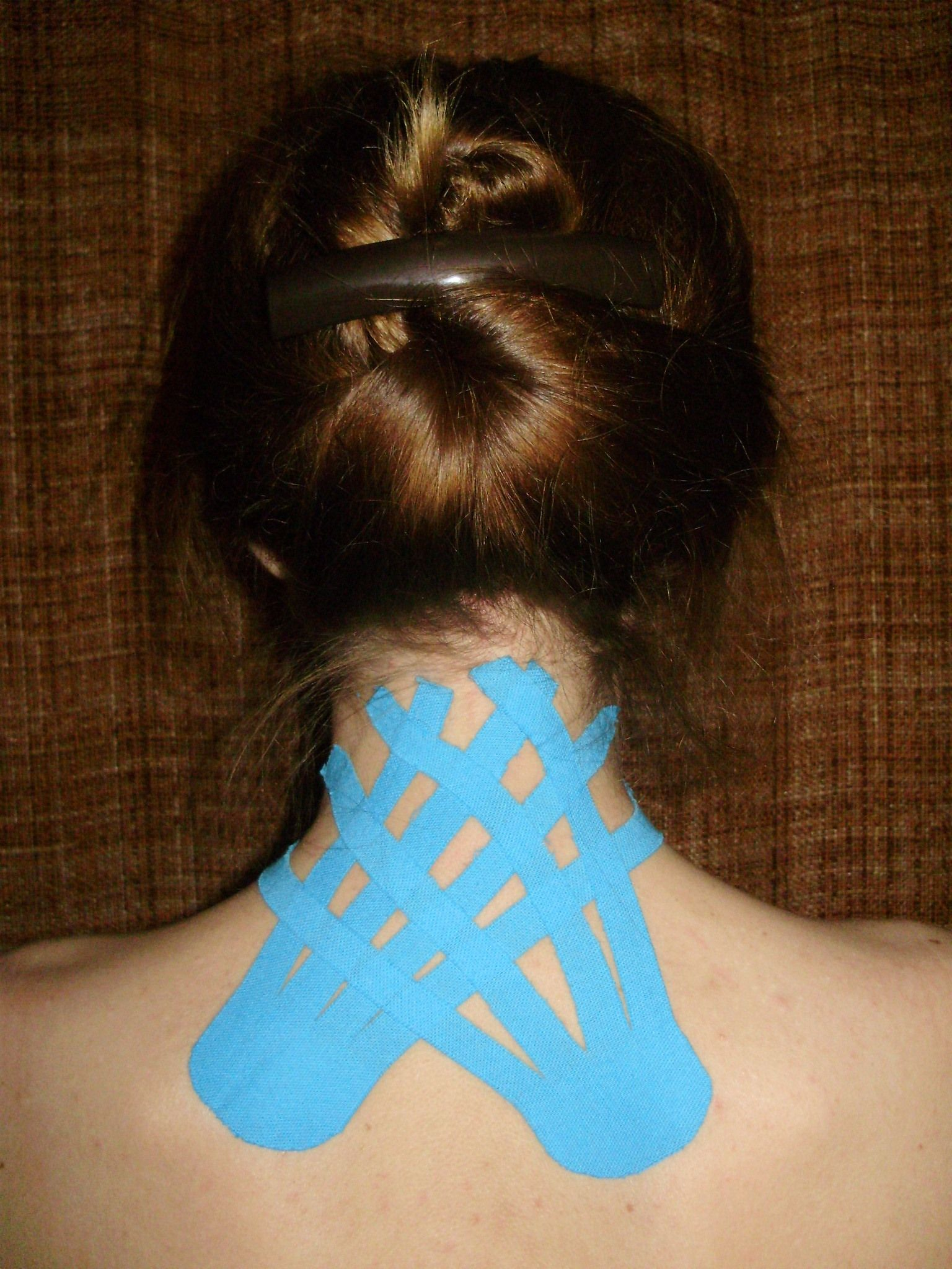 Vendaje neuromuscular: Tratamientos de Salón de Belleza Noelia Jiménez