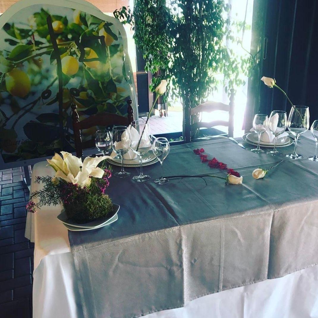 Eventos , bodas , bautizos , comuniones