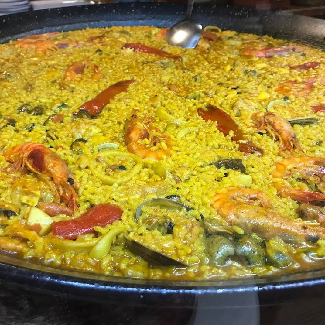 Arroces de todo tipo