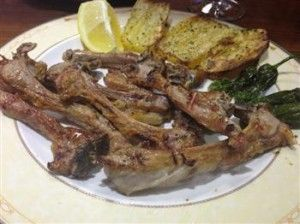 Restaurante asador, carnes a la brasa