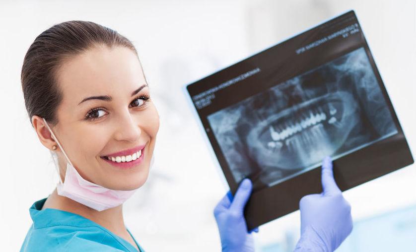 Servicio de radiología dental