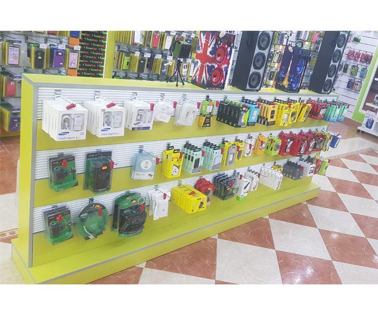 Venta de accesorios para móviles