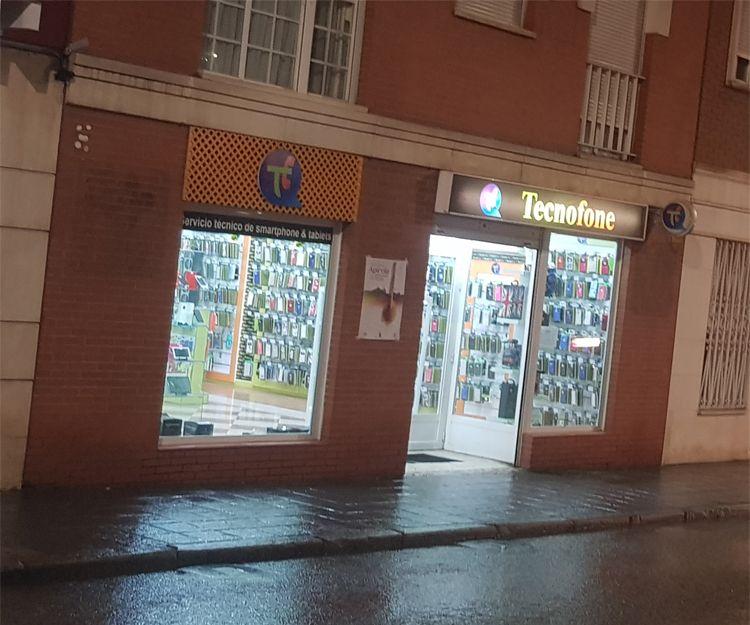 Tienda de reparación de móviles en Guadalajara