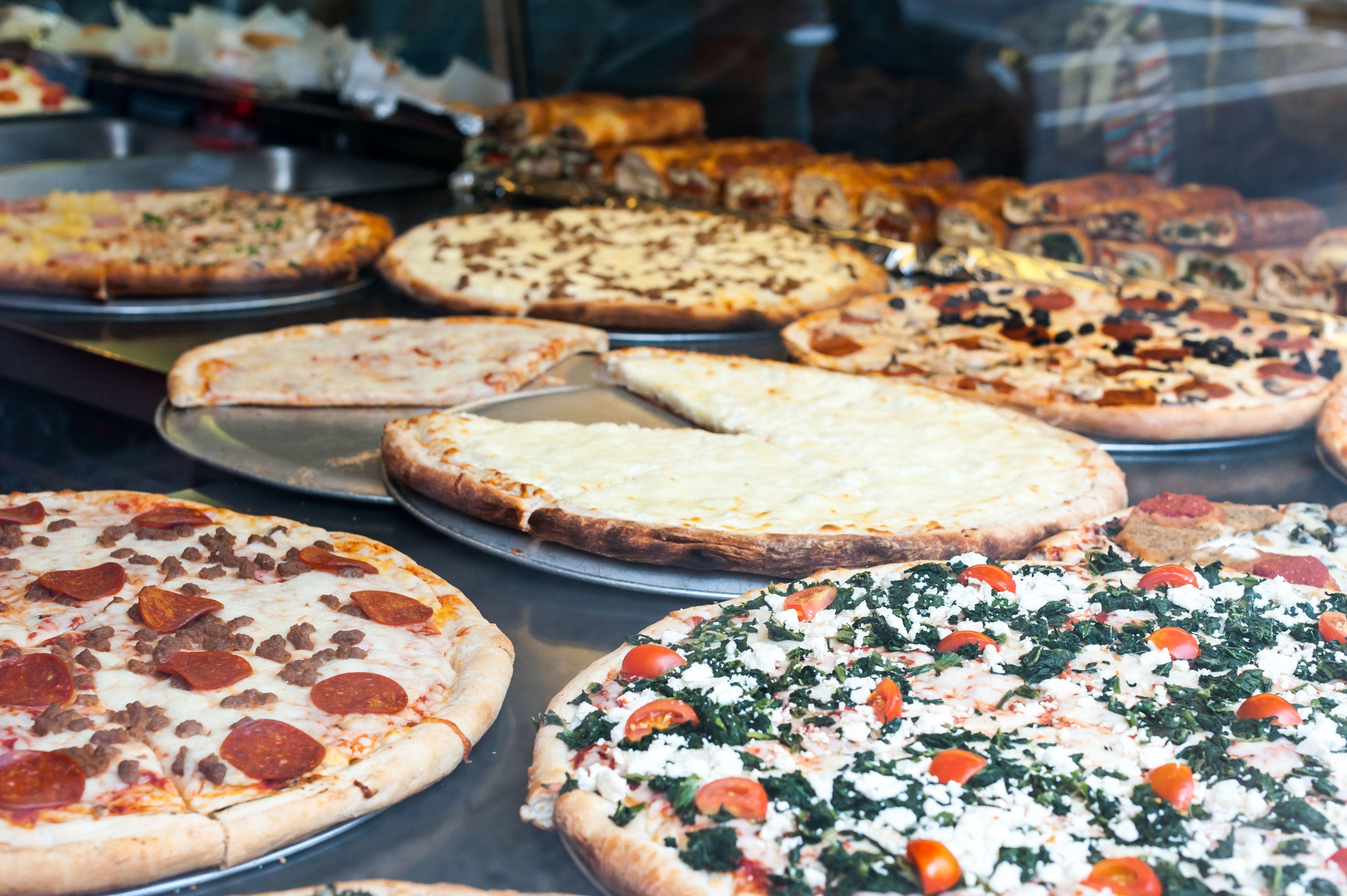 Pizzas: Carta de D'Anibal Bar