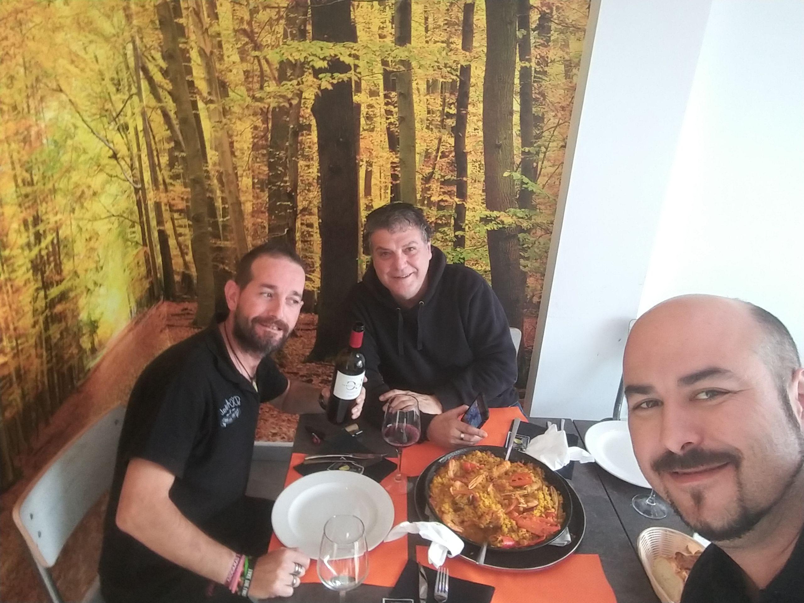 Bar restaurante Alfajarin