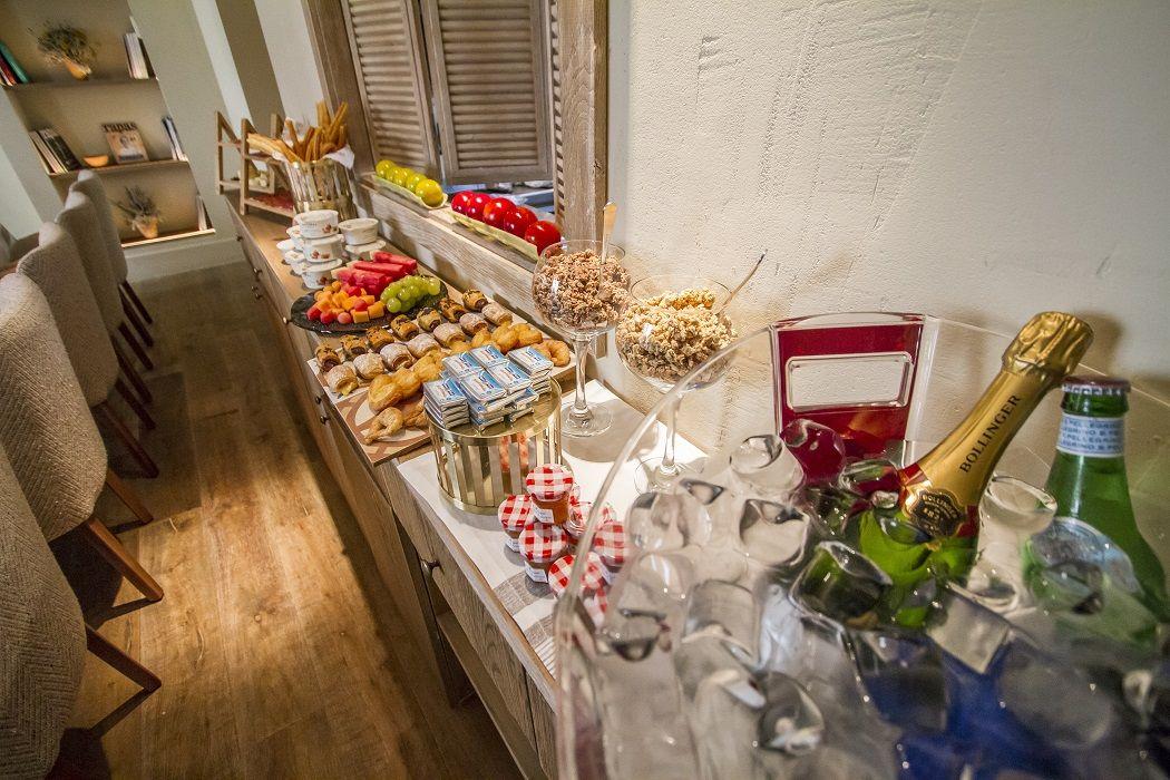 Menús para grupos en Retiro, Madrid
