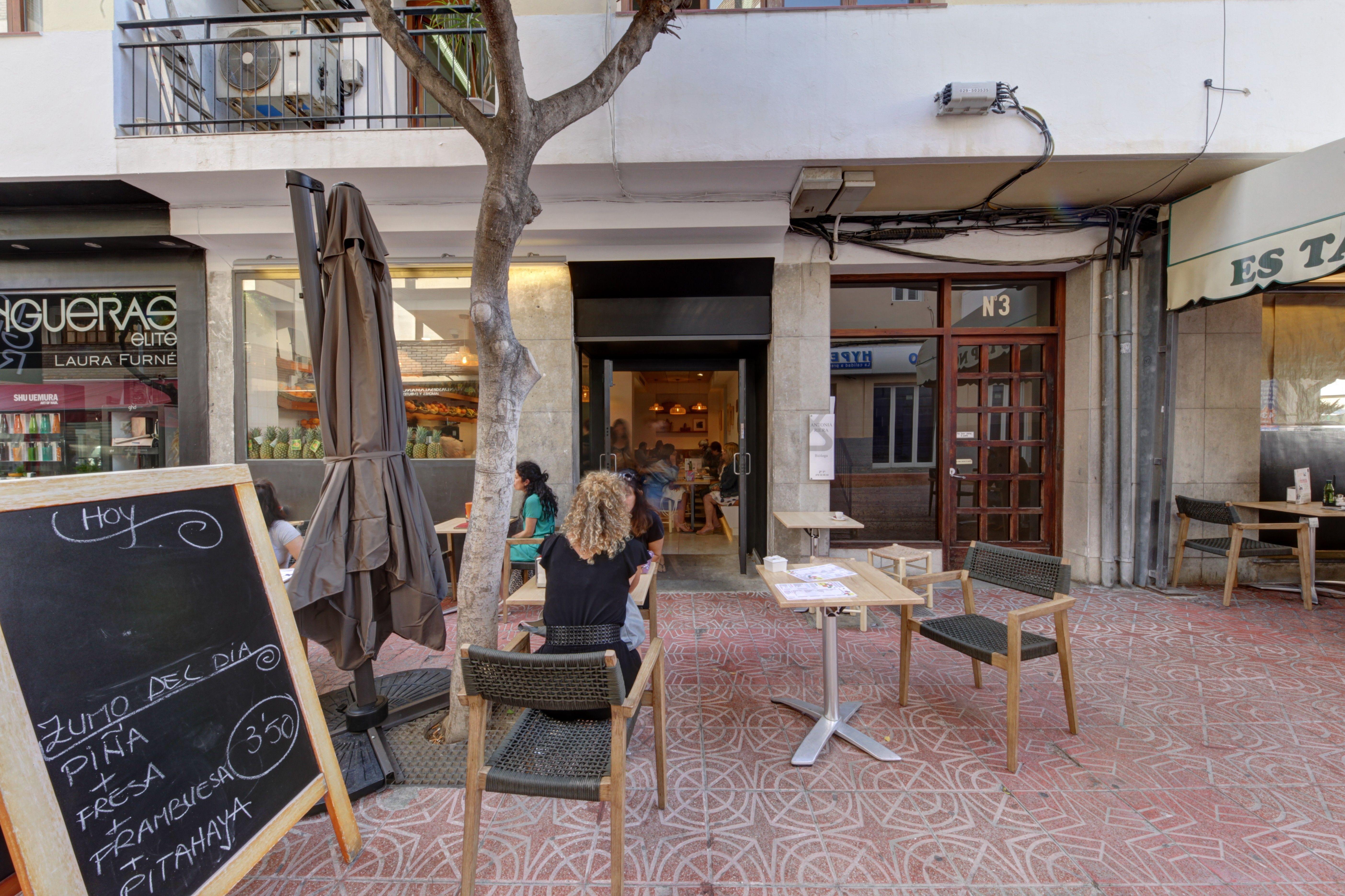 Comida sana en Ibiza
