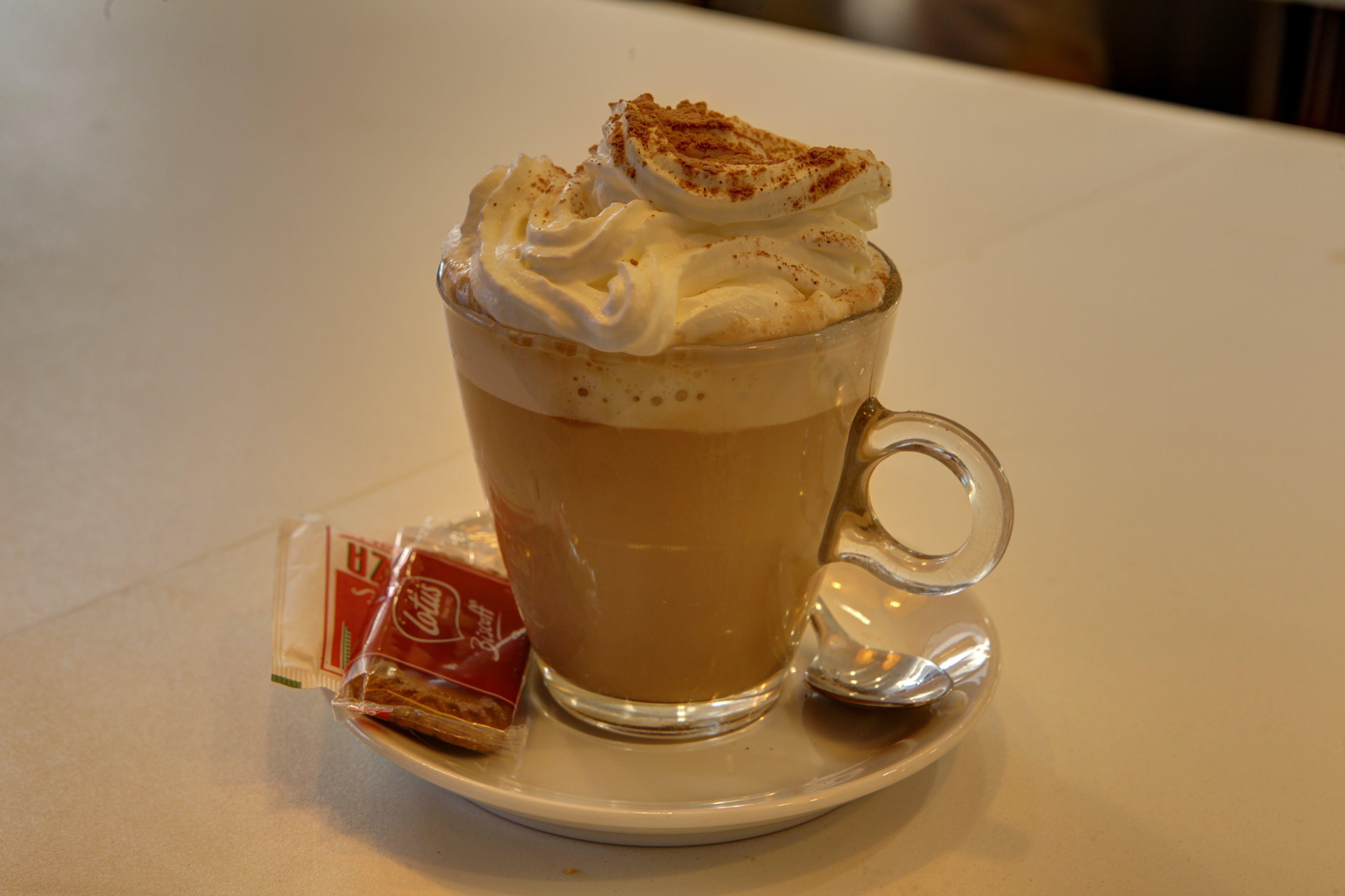 Cafés e Infusiones en Es Tap Nou