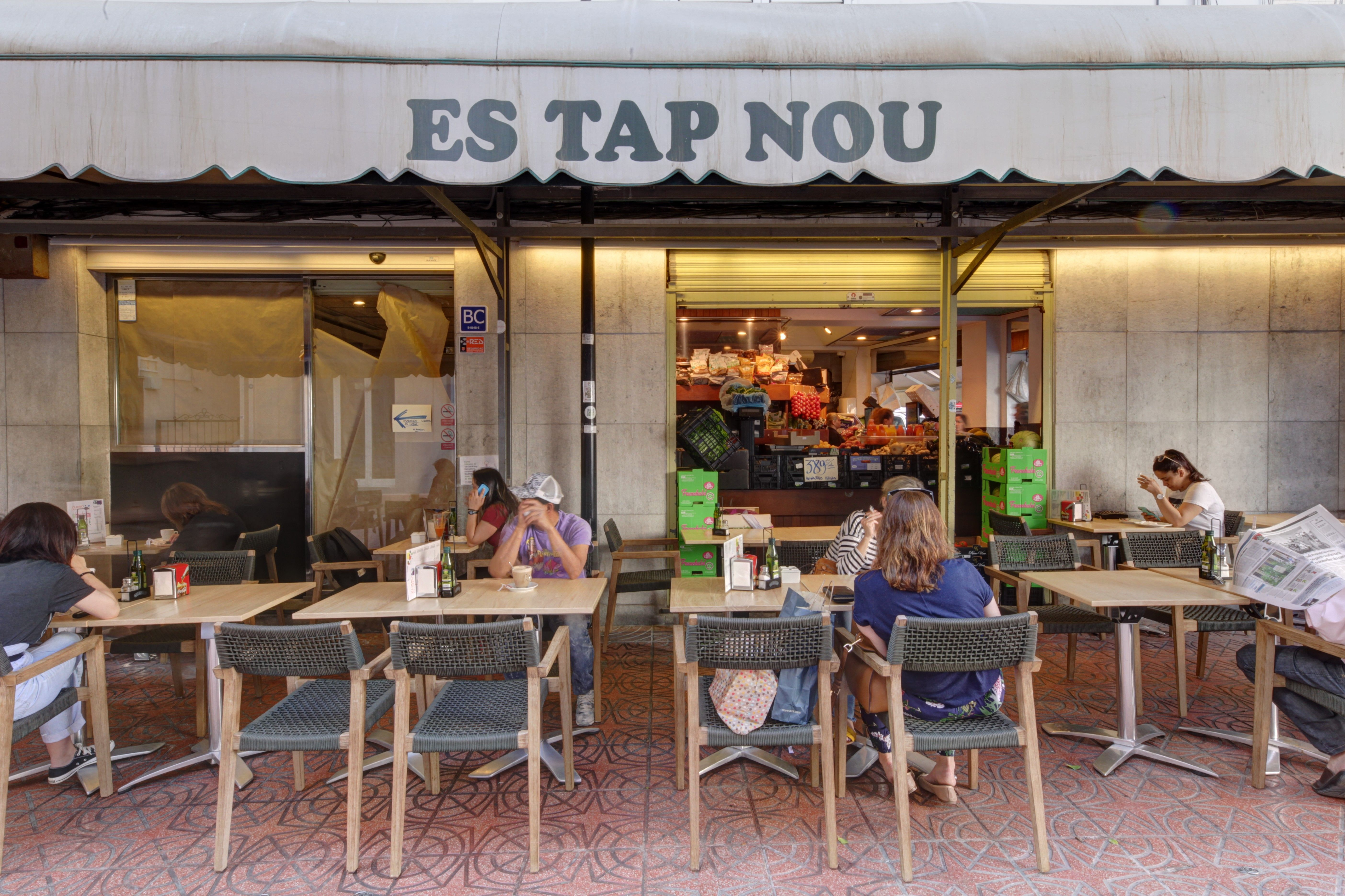 Es Tap Nou en Eivissa