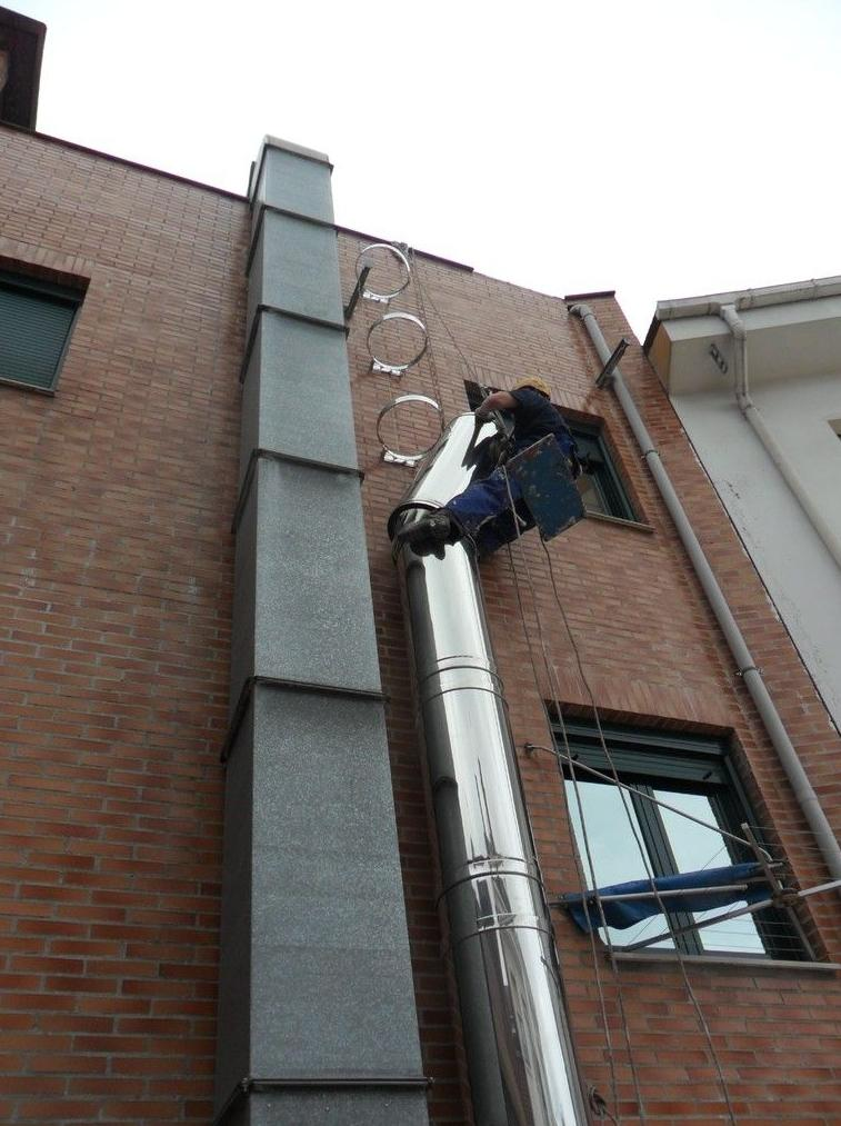 Vertiprin - Trabajos verticales - Gijón