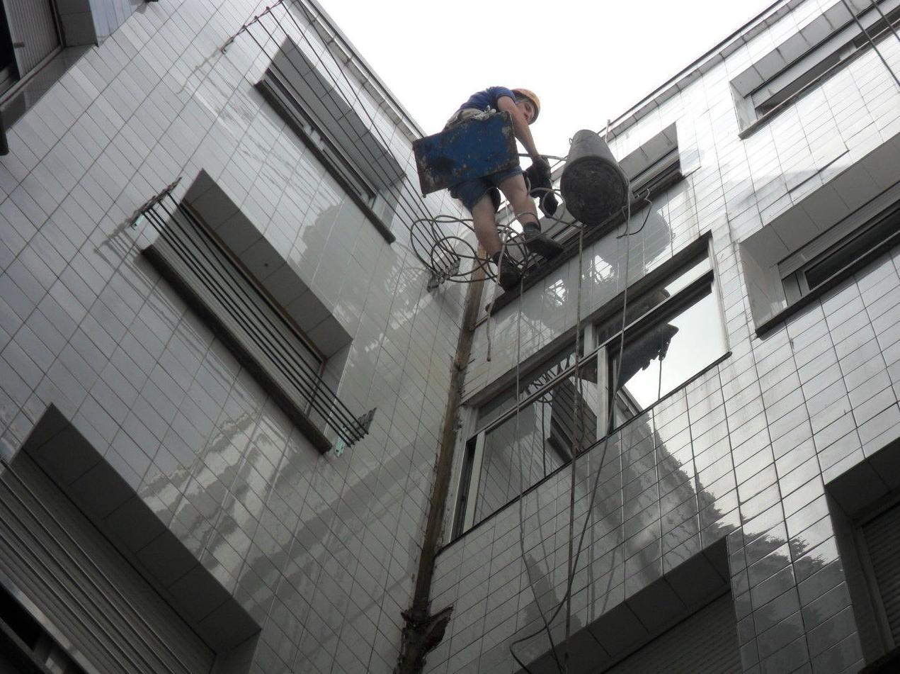 Vertiprin - Trabajos verticales