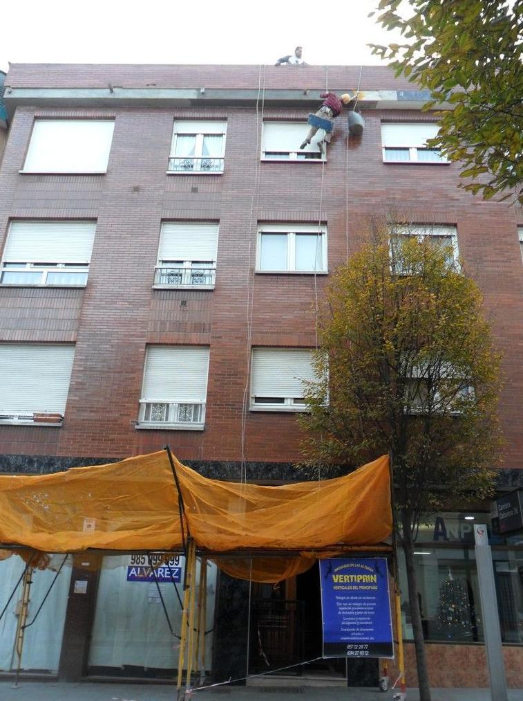 Trabajos verticales - Gijón