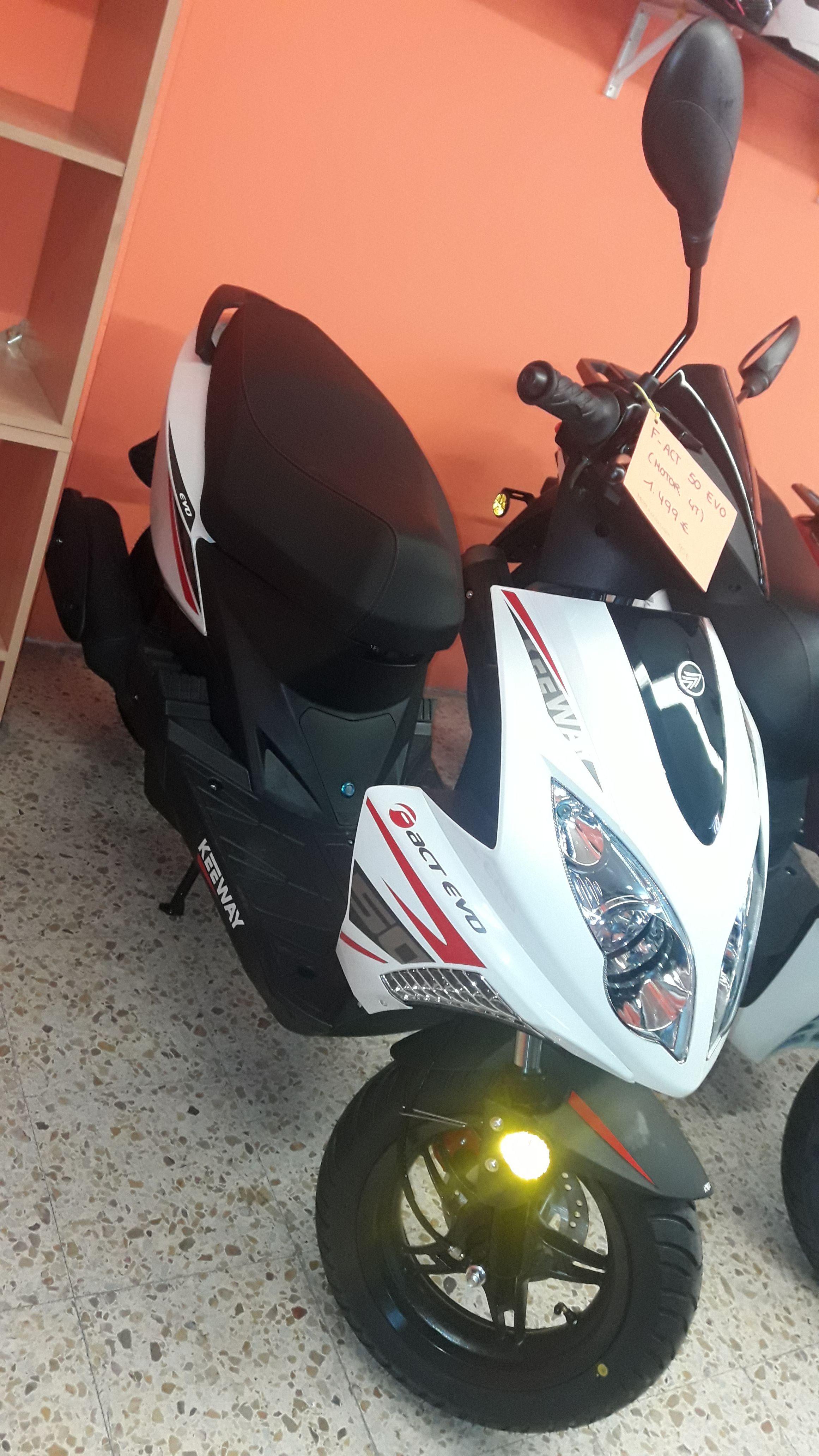 Venta de motos Lleida