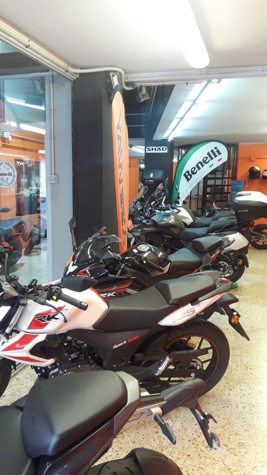 Foto 6 de Motos en  | Moto Sport Lleida