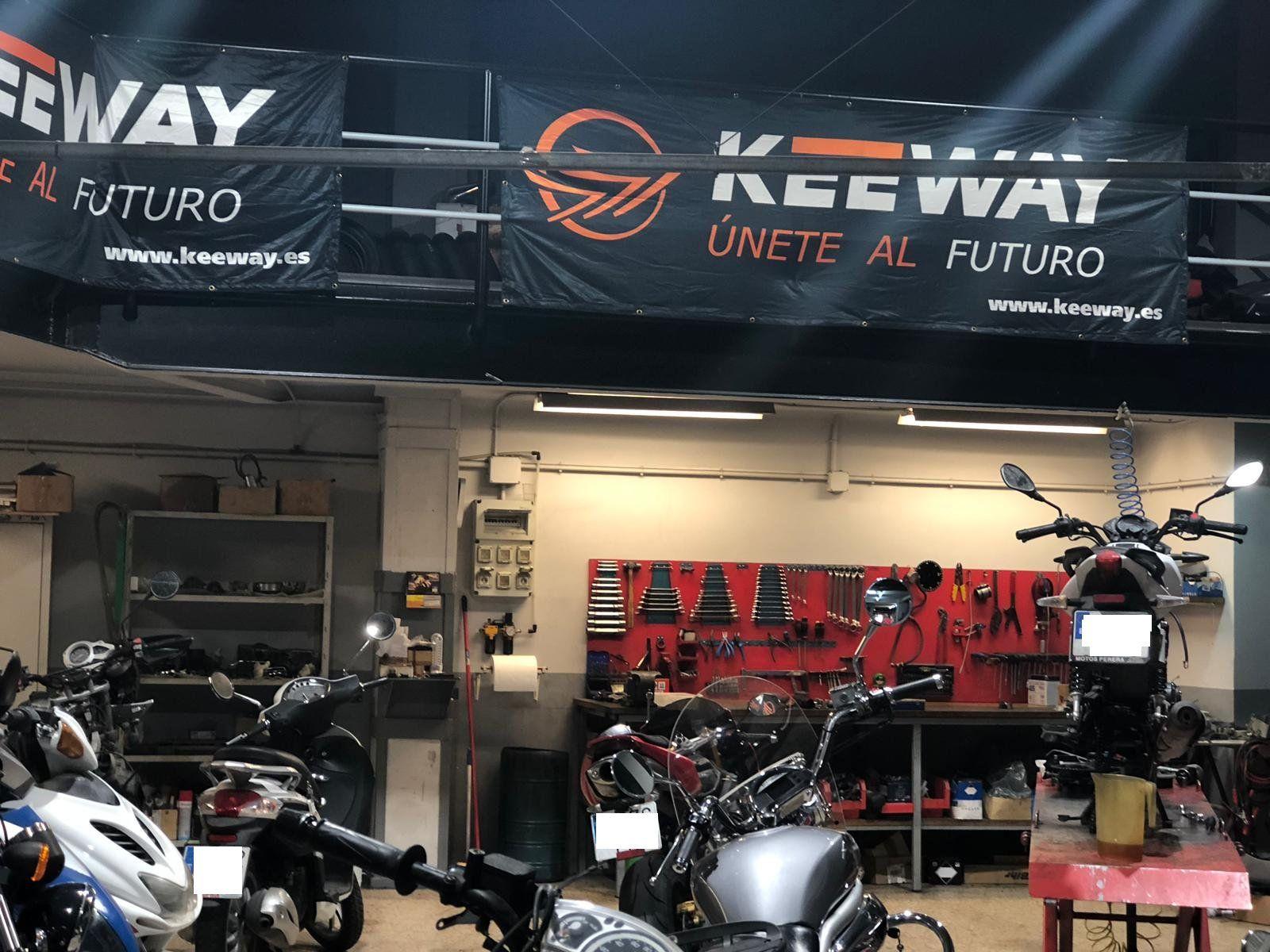 Taller de motos Lleida