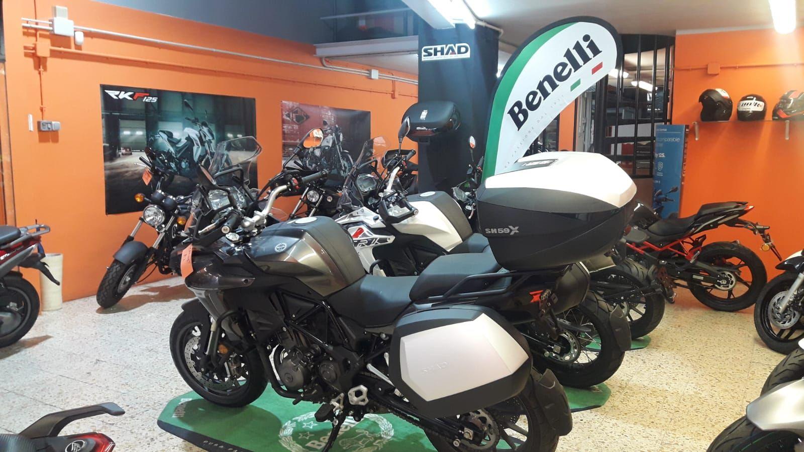 Foto 32 de Motos en  | Moto Sport Lleida