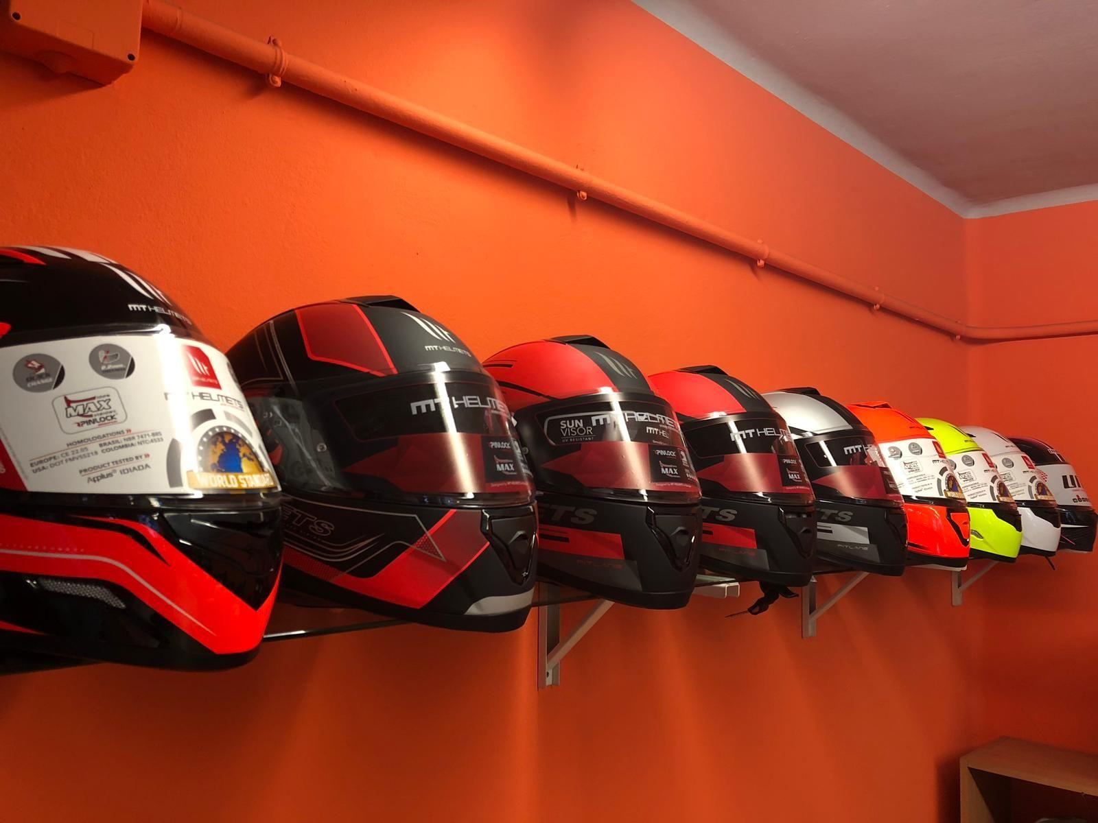 Complementos de moto Lleida