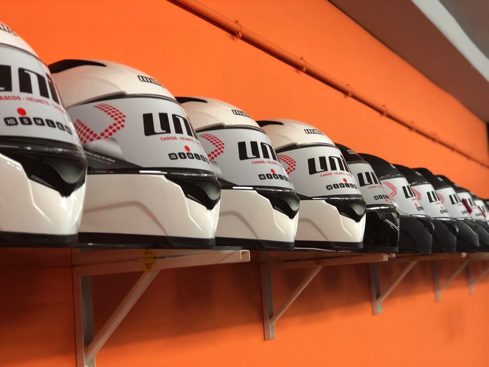 Cascos de moto Lleida