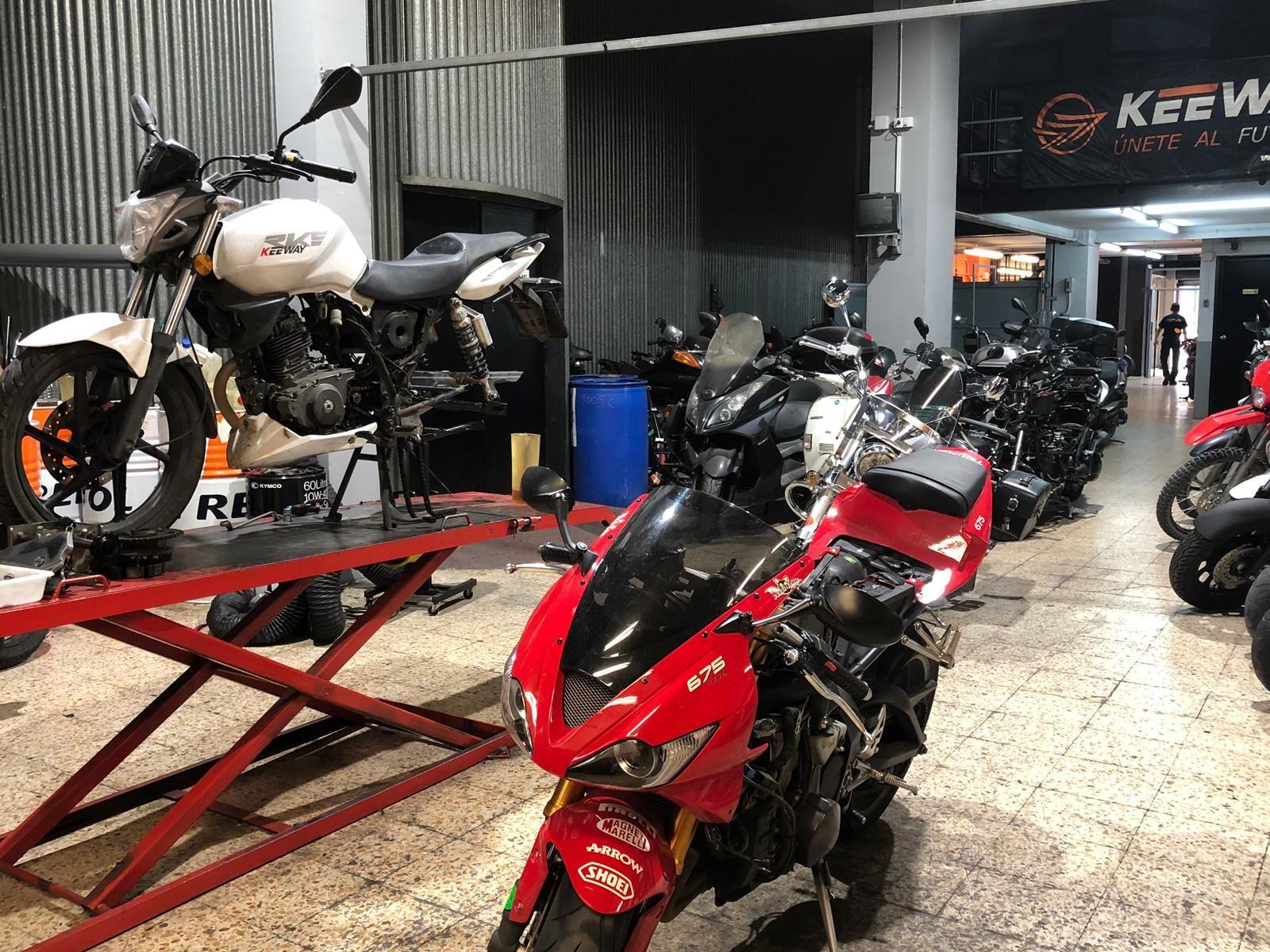 Reparar motos Lleida