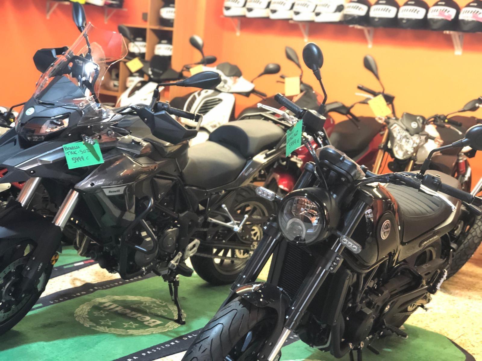 Tienda de motos Lleida