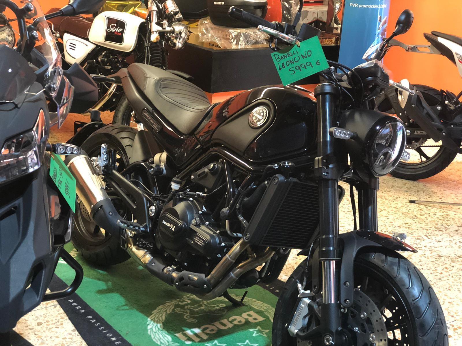 Comprar motos en Lleida
