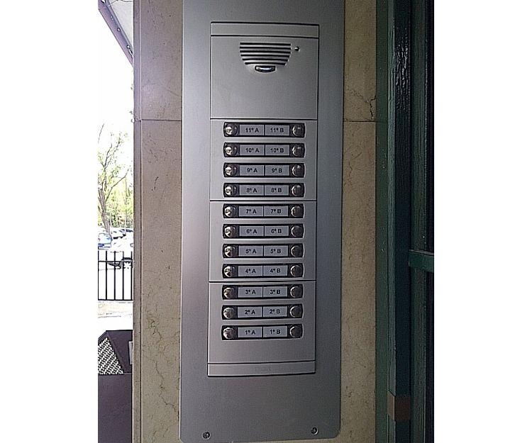 Instalación de portero automático