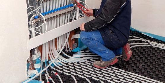 Instalaciones de calefacción por suelo radiante