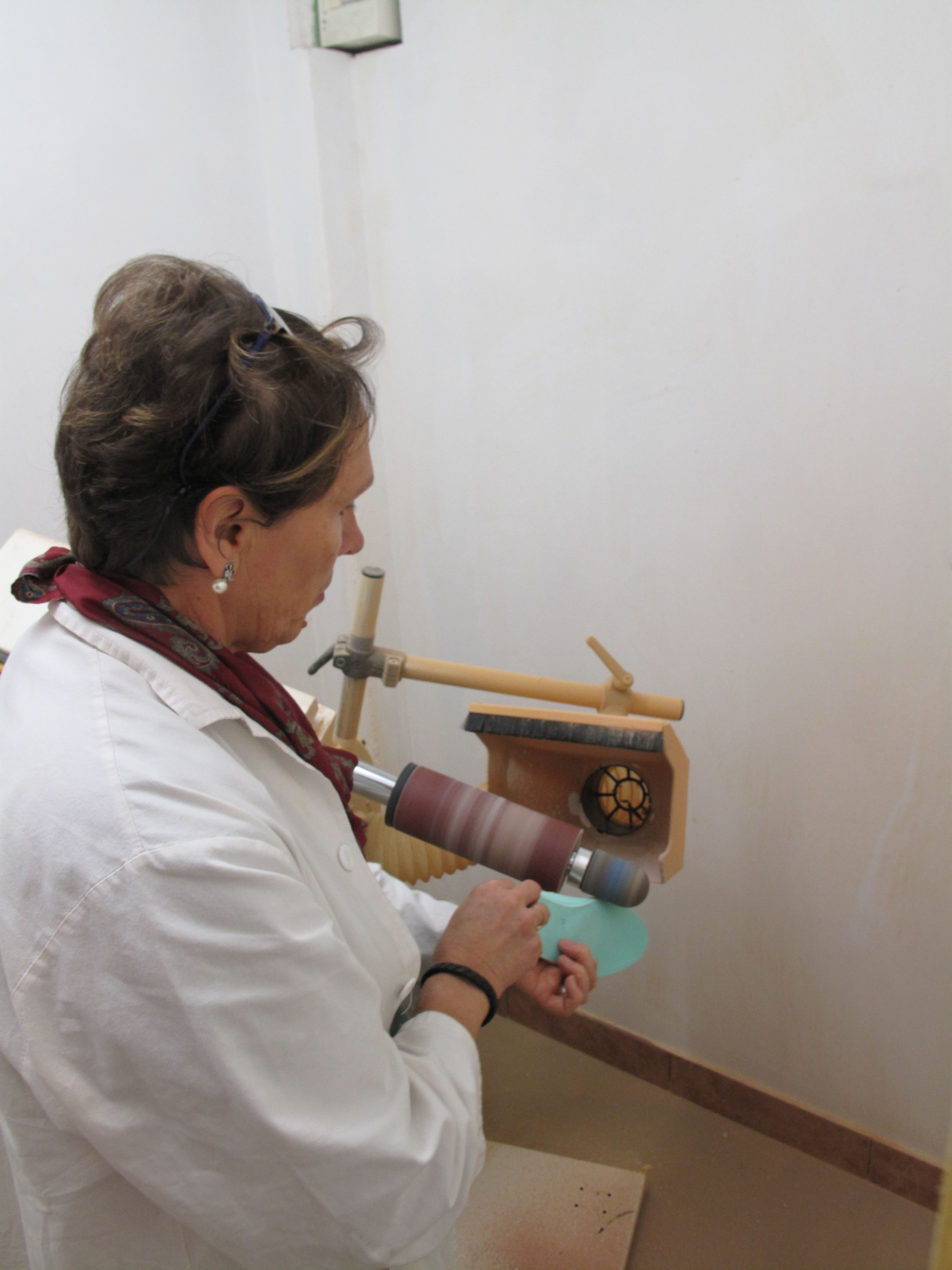 Profesional trabajando Hobeto Bizi Ortopedia