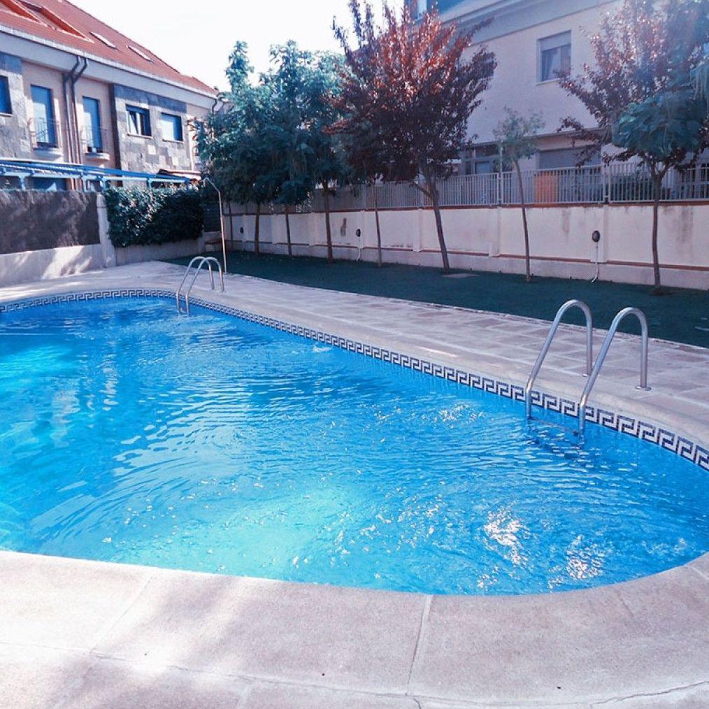 Mantenimiento de piscinas en Ávila
