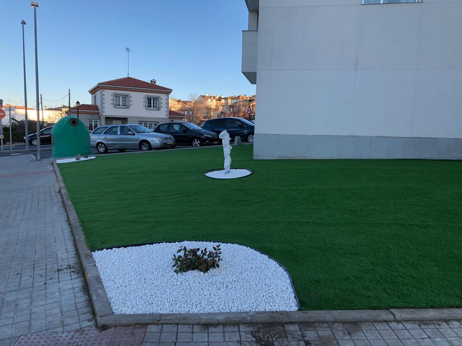 Foto 3 de Diseño y mantenimiento de jardines en Ávila | Jardinería FG