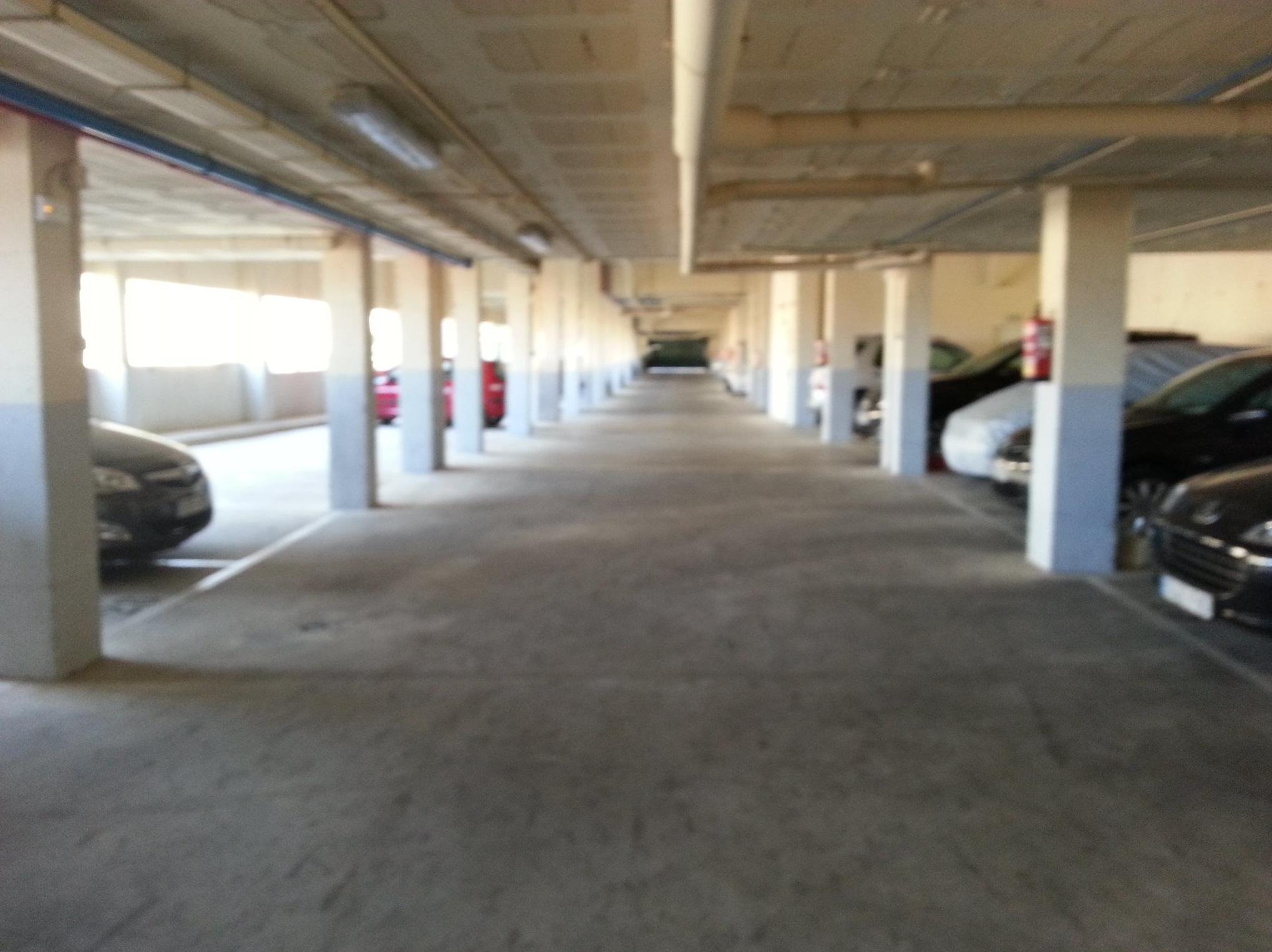 Limpieza y mantenimiento de garajes extenos